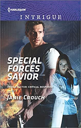book cover of Special Forces Savior