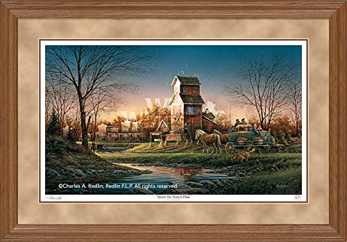 Above the Fruited Plain Framed Limited Edition Print by Terry Redlin