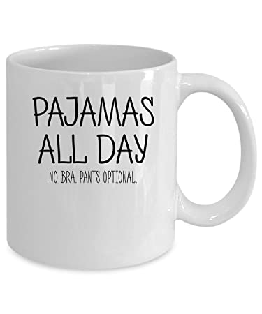 Pajamas Coffee Mug 15 oz. Pajamas gift