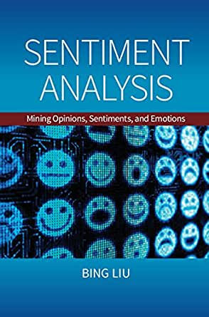 sentiment analysis mining opinions sentiments and emotions bing liu pdf