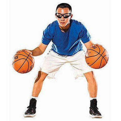 8481cn /Gris Spalding Dribble Goggles /