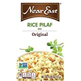 Near East Original  Rice Pilaf Mix, 6.09-Ounce Boxes (Pack of 12)