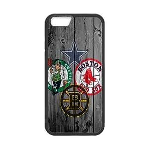 iPhone 6 4.7 Inch Cell Phone Case Black custom Wood Logos SUX_092490