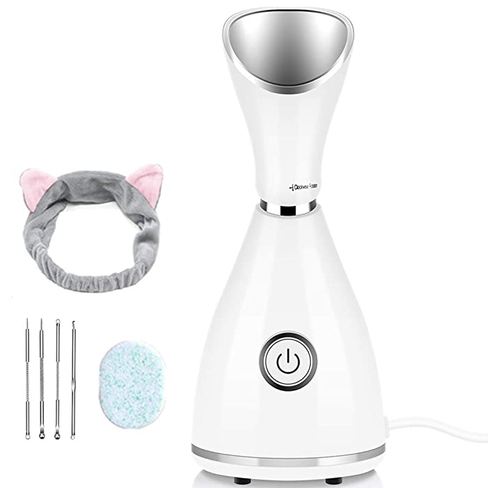 Updated 2021 – Top 10 Facial Steamers Home Facial