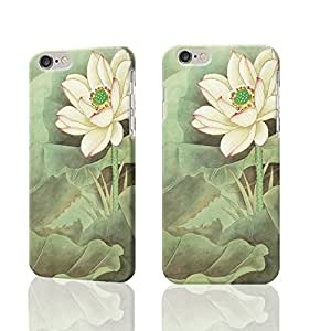 "Love Lotus 3D Rough iphone 6 -4.7 inches Case Skin, fashion design image custom iPhone 6 - 4.7 inches , durable iphone 6 hard 3D case cover for iphone 6 (4.7""), Case New Design By Codystore"
