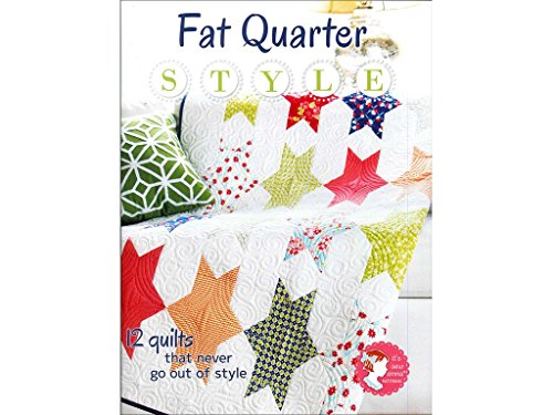 It's Sew Emma It's Fat Quarter Style Bk