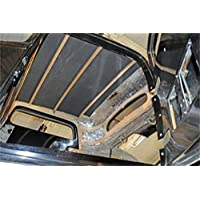 HushMat 611375 Sound and Thermal Insulation Kit (1937-1940 Ford Model A Roof)