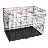 48 Extra Large Dog Crate Kennel by Grip-On-Tools
