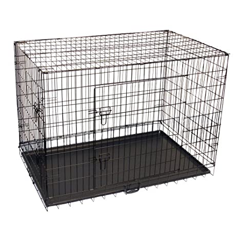Amazon com : 48 Extra Large Dog Crate/Kennel by Grip-On