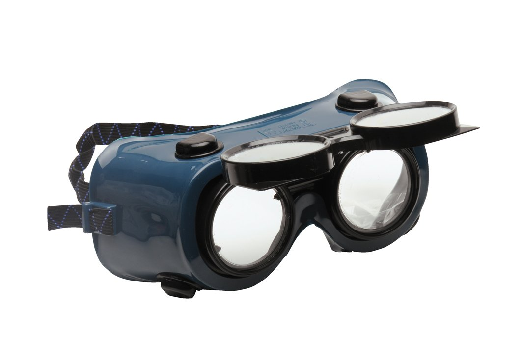 Portwest Mens Mens Pw60Bgr Gas Welding Goggles Bottle Green
