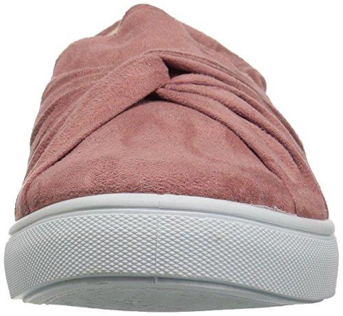 Qupid Womens Moira-03 Sneaker Mauve