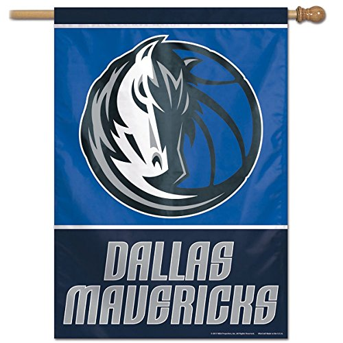 - Wincraft Dallas Mavericks House Flag