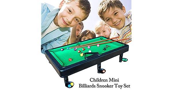 Class-Z Mini Biliardo, Biliardo Juego Mini Biliardo Biliardo Set ...