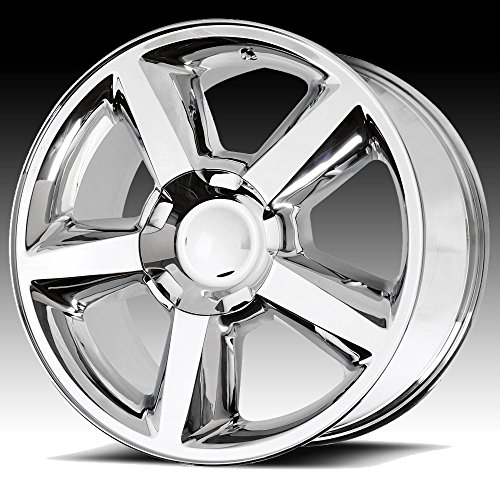 custom chevy truck rims - 7