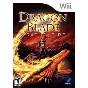 Dragon Blade: Wrath Of Fire - Nintendo Wii