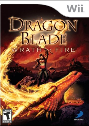 Dragon Blade Wrath of Fire - Wii
