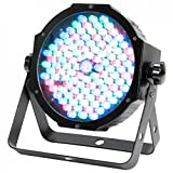 American DJ Mega Par Profile Plus | Mega Par Profile but now with a 3 watt UV LED for UV effect & vibirant color mixing