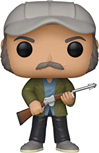 Funko Pop! Movies: Jaws - Quint, Multicolor