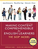Making Content Comprehensible for English Learners: The SIOP Model (4th Edition)