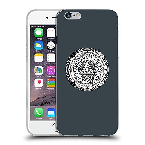 GoGoMobile Coque de Protection TPU Silicone Case pour // Q09650606 Mystique occulte 14 Arsenic // Apple iPhone 7