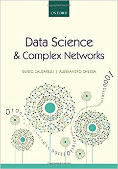 Book Data Science and Complex Networks: Real Case Studies with Python