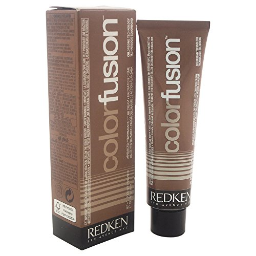 Redken Fusion Color Cream Natural Balance Women's Hair Color, No. 8gb Gold/Beige, 2.1 Ounce (8 Gb Skin)
