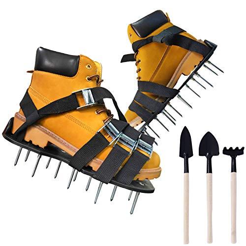 Oiuros Lawn Aerator Shoes