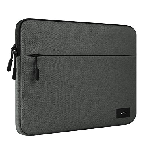 11 inch Canvas Tablet Laptop Sleeve Case Compatible iPad Pro 12.9, Galaxy Book 12, Surface Pro 6 5,12