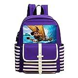 Moana Mini Backpack Kids Bag Children Kindergarten School For Little Girls