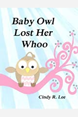 Baby Owl Lost Her Whoo Paperback