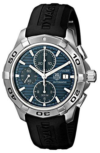 Tag Heuer Men's CAP2112.FT6028 Aquaracer Blue Chronograph...
