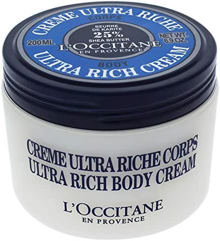 Body Lotions: L'Occitane Rich Body Cream