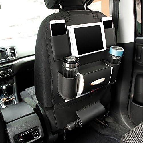 Universal Car Auto Seat Back Auto Car Seat Organizer Multi-Pocket Storage Bag Organizer Holder Travel Hanger