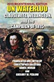 On Waterloo: Clausewitz, Wellington, and the