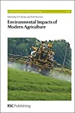 img - for Environmental Impacts of Modern Agriculture: RSC (Issues in Environmental Science and Technology) book / textbook / text book
