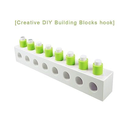 lantop bloques de construcción soporte magnético ...