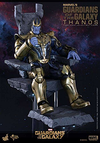 Hot Toys Marvel Guardians of the Galaxy Thanos 1/6 Scale Figure