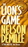 Front cover for the book The Lion by Nelson DeMille