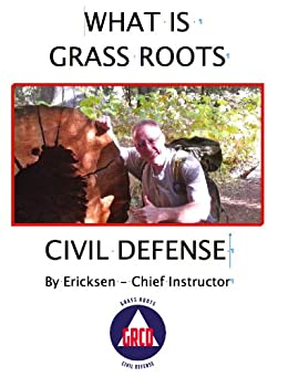 GRASS ROOTS CIVIL DEFENSE Ericksen ebook product image