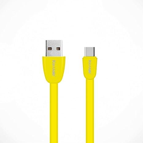 USB Typ C Kabel, Kin Vale USB zu C Ladekabel, Schnelles Laden und ...