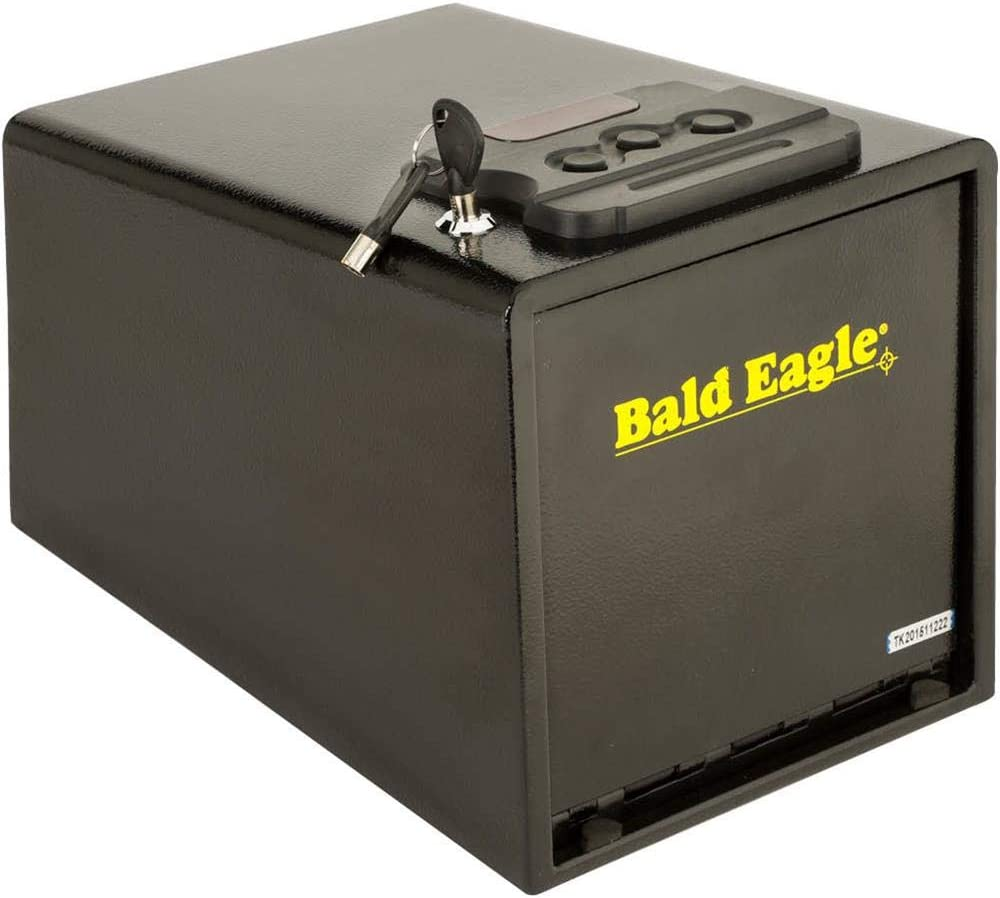 Bald Eagle BE1215 - Two Pistol Safe - 3 Button 51Y2jXtCe9L