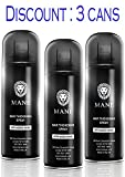 Mane Spray - BLACK color X 3 cans - Official Site