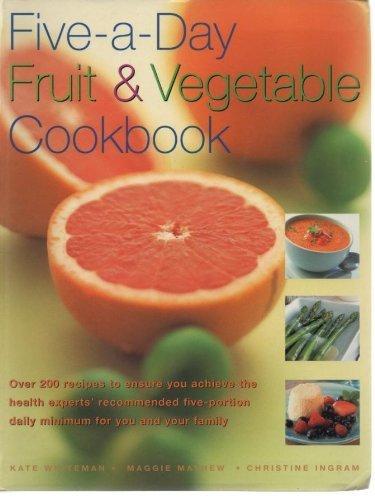 fruits and vegetables cookbook - 1
