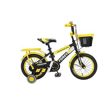 DT Bicicleta para niños 2-3-4-6-7-8-