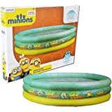Despicable Me Minions 100 x 20cm Childrens Inflatable Paddling Pool
