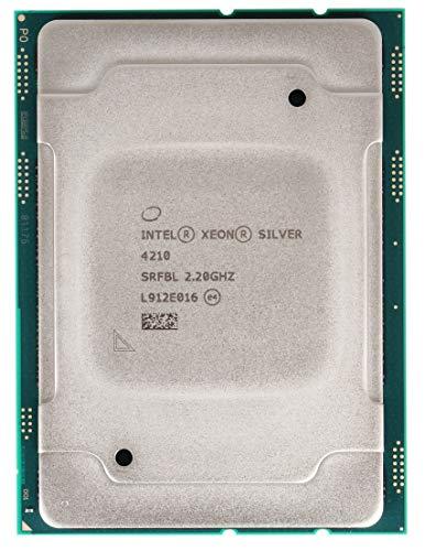 Intel Xeon Silver 4210 Processor 10 Core 2.20GHZ 14MB 85W CPU CD8069503956302 (OEM Tray Processor)