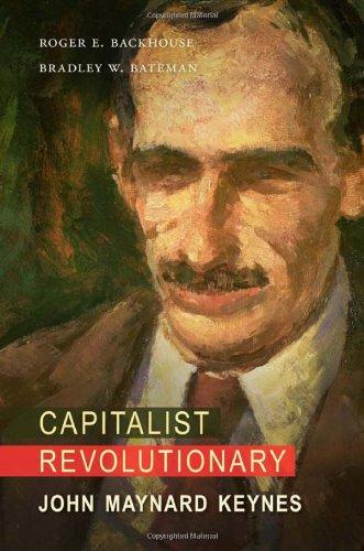 Read Online Capitalist Revolutionary: John Maynard Keynes ebook