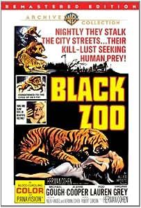 Black Zoo [Reino Unido] [DVD]