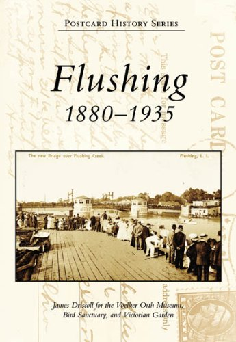 - Flushing:  1880-1935  (NY) (Postcard History Series)