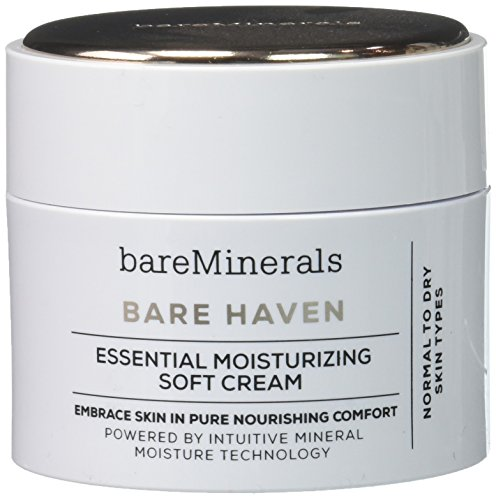 Essential Moisturizing Cream - bareMinerals Bare Haven Essential Moisturizing Soft Cream, 1.7 Ounce